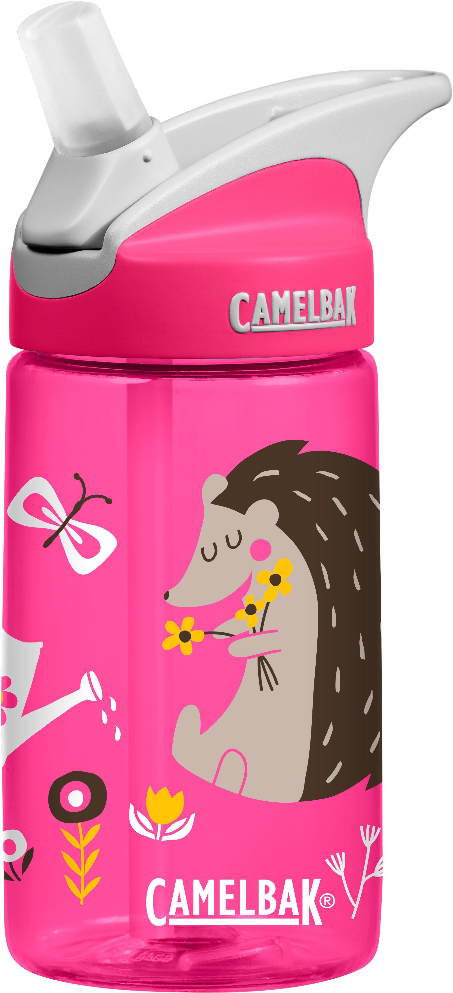 2217c550 CamelBak eddy Flaske 400ml Rosa/Hvit | Gode tilbud hos bikester.no
